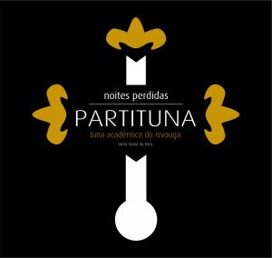 "Cover do album ""Noites Perdidas"" da Partituna"
