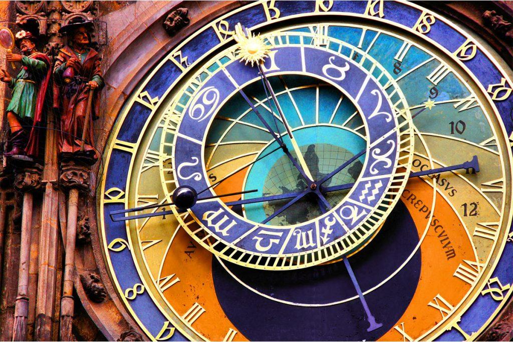 Relógio Astronómico da Praga