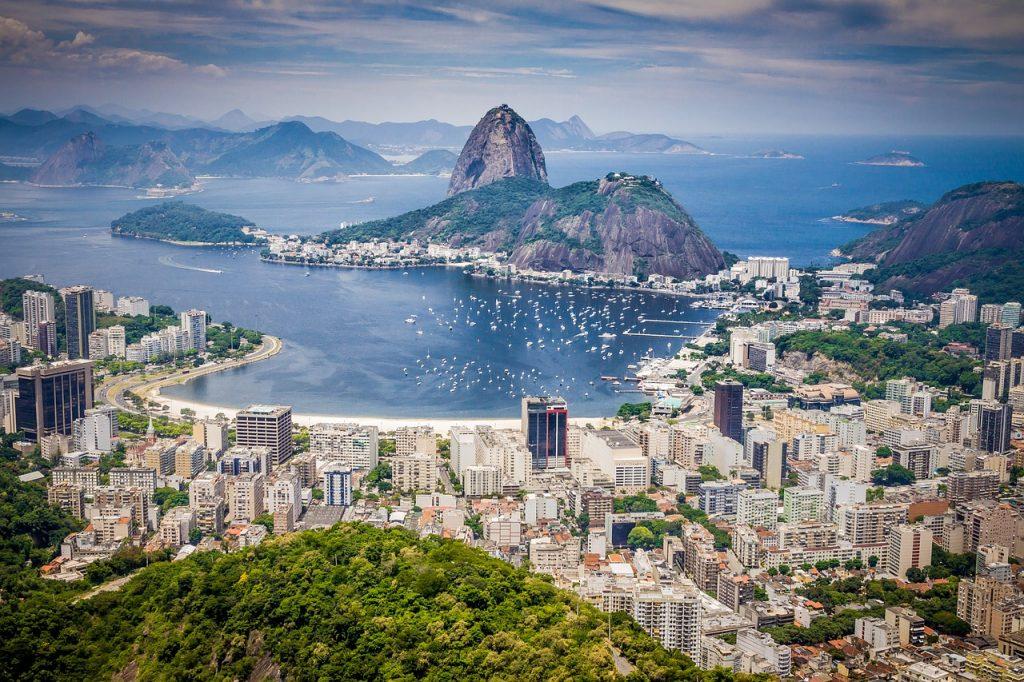 Imagem do Rio de Janeiro, Brasil