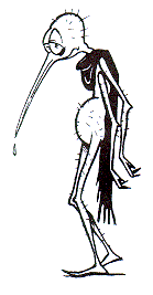 Zé Mosquito Ser Partituno